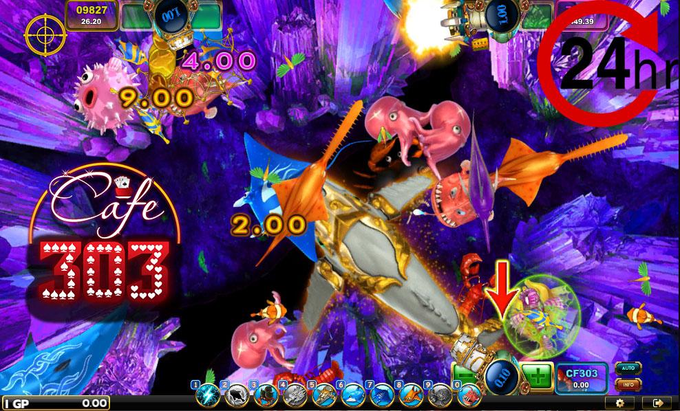 Game Tembak Ikan Versi Android 24Jam