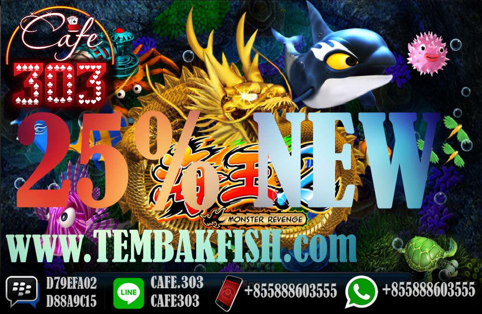 Tembak Ikan Indonesia
